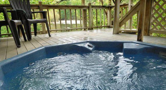 온천-Hot Springs, NC
